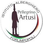 Logo Istituto Alberghiero Pellegrino Artusi di Forlimpopoli